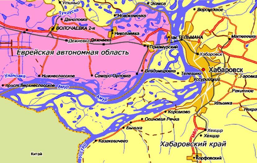 атлас хабаровского края чтобы рыбаков